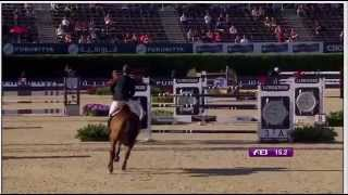 Percurso Doda 09/10/14- Furusiyya FEI Nations Cup™ Final 2014 - Barcelona