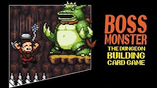 Boss Monster | Card Game Review