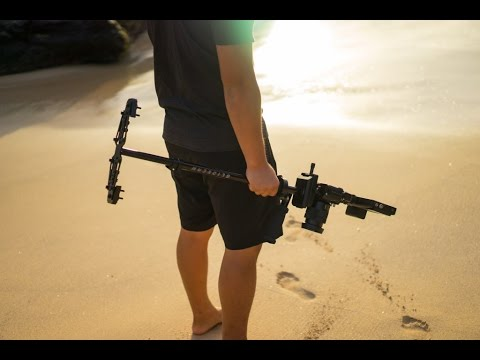 Film Gliding Tips  with HD-4000 Glidecam Master Onyoke part 1