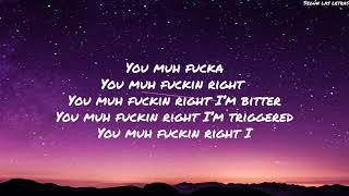 Triggered (Freestyle) Jhene Aiko Lyrics