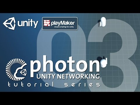 Player Network Syncing | Photon Unity Networking with PlayMaker | Part 03