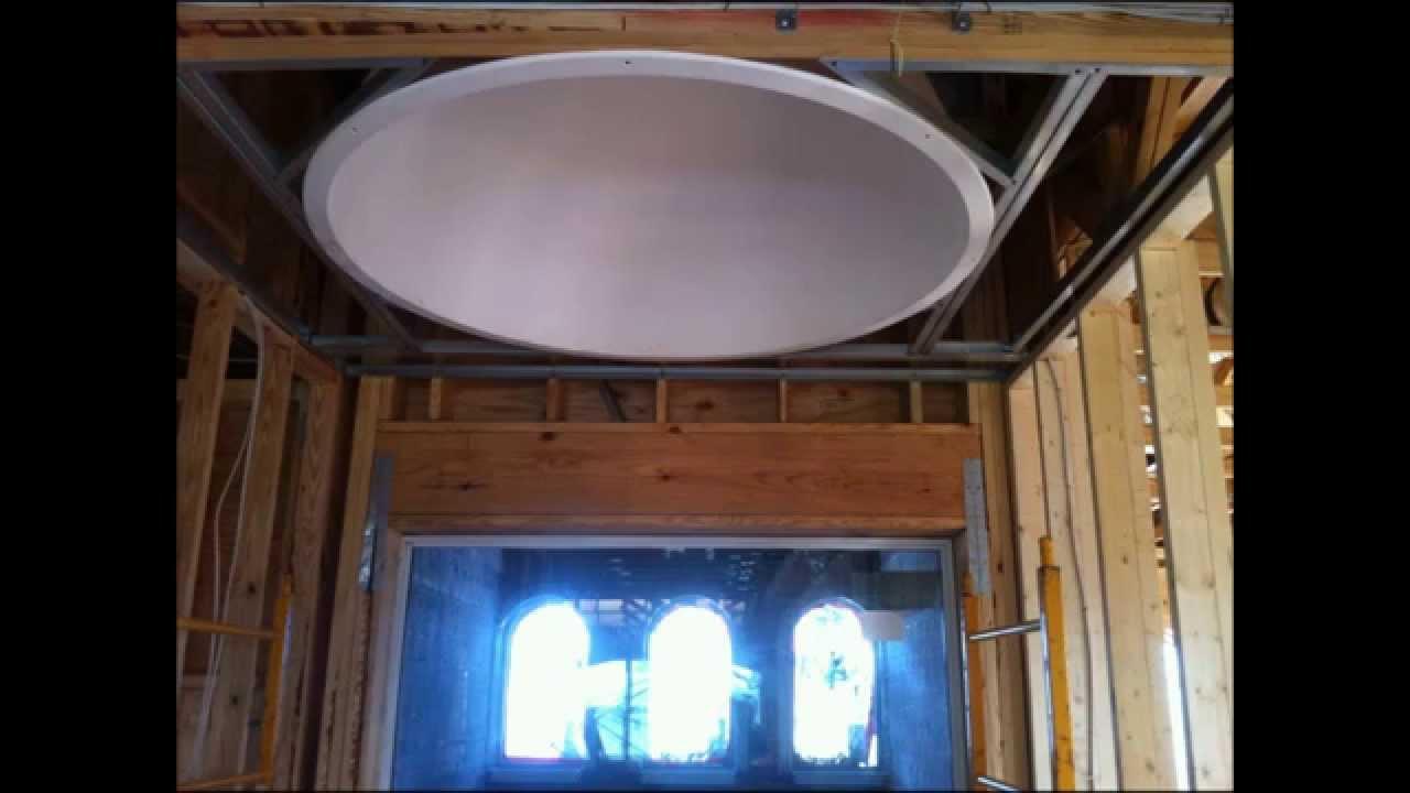 ceiling light glass
