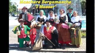 Arlecchino Bergamasco Folk - Carnevale
