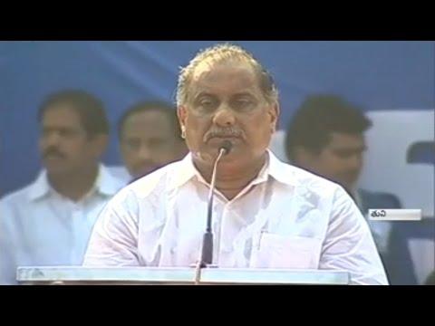 Chalo Tuni    Mudragada Padmanabham Speech in Kapu Community Meeting: Watch Exclusive