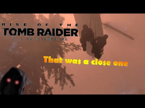We escaped | Rise of the tomb raider 20 year celebration w/ Rogspierre |