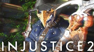 SCARECROW SMELLS THE FEAR!!! - Injustice 2 All Character Cycle #15 ...