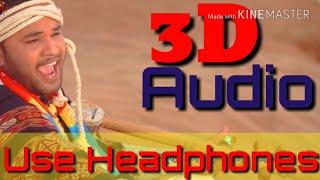 3D Audio Effect🎵🎵   🎧Use Headphone🎧   Rajasthani folk song   KK CREATION