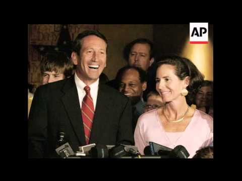 South Carolina's first lady, a former Wall Street vice president who helped launch her husband's pol