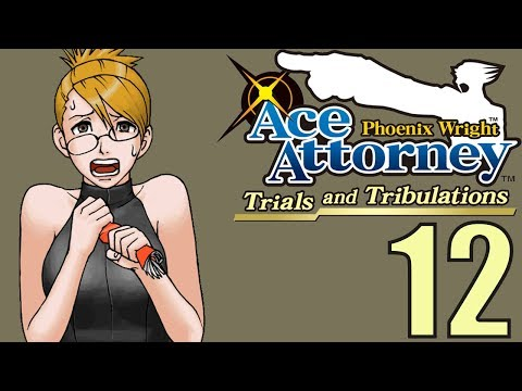 Phoenix Wright Ace Attorney: TaT -12- SOMETHING SMELLS...