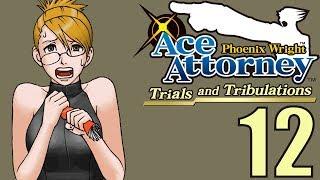 Phoenix Wright Ace Attorney: TaT -12- SOMETHING SMELLS...