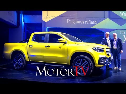 ALL NEW 2018 MERCEDES-BENZ X-CLASS l CAPE TOWN WORLD REVEAL l Full Press Conference (ENG)