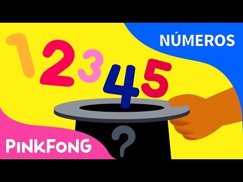 Contando del 1 al 5   Números   PINKFONG Canciones Infantiles