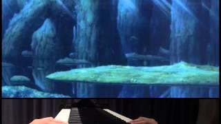【ピアノ】もののけ姫/もののけ姫 久石譲