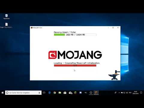 Minecraft MODS INSTALLIEREN!!  Einfach Und Schnell!!