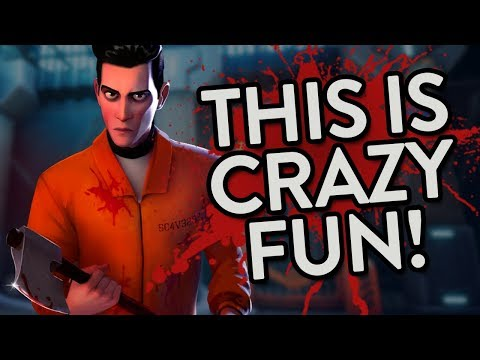 I AM THE AGENT OF CHAOS!!!  Darwin Project Open Beta Gameplay