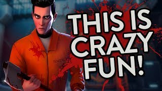 I AM THE AGENT OF CHAOS!!! | Darwin Project Open Beta Gameplay