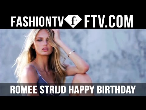 Happy Birthday Romee Strijd - July 19 | FTV.com