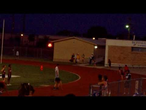 Woodlake Hills Middle School Track meet 4/1/11