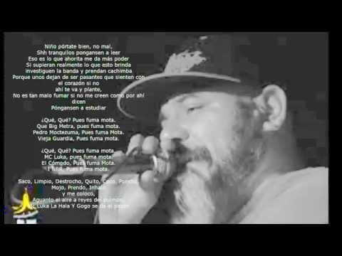 Pues Fuma Mota by Gogo Ras MC Luka - sonichitscom