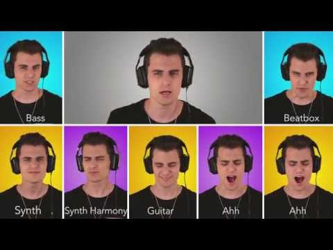 Jason Derulo - Want To Want Me - Acapella Cover