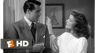 The Philadelphia Story (1/10) Movie CLIP - Generous to a Fault (1940) HD