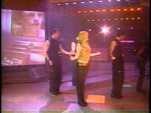 Vitamin- C Rosie O'donnell - Matt Sergott dancer