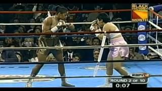 Laila Ali vs Mary Ann Almager