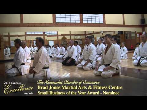 Brad Jones Martial Arts and Fitness Centre: Newmarket Chamber of Commerce