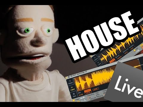 Ableton Tutorial How To Make House w/ Samples