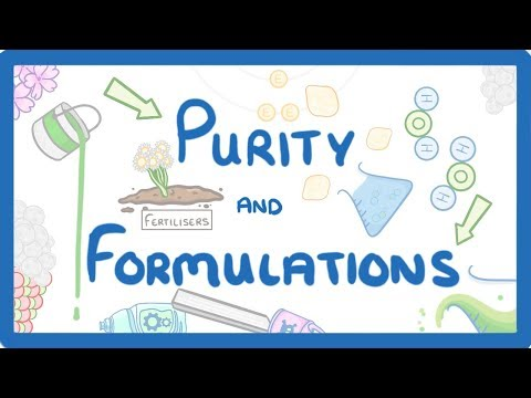 GCSE Chemistry - Purity and Formulations #47