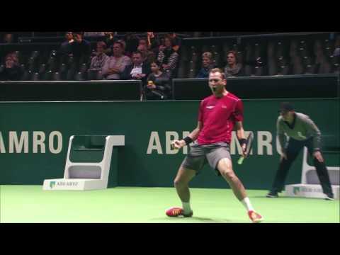 Een terugblik op het ABN AMRO World Tennis Tournament 2016