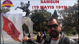 Karadeniz Turu 18. Bölüm (Samsun Onur Anıtı-Kurtuluş Savaşında Samsun-Ülkemizdeki En Büyük Bayrak))