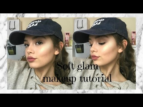 SOFT GLAM MAKEUP TUTORIAL! | India Grace