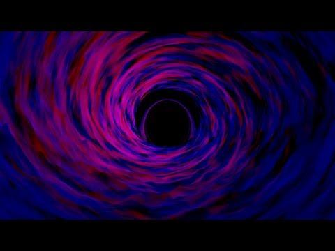 NASA | Peer into a Simulated Stellar-mass Black Hole