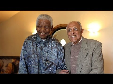 Ahmed Kathrada: Remembering the Anti-Apartheid Activist Jailed on Robben Island with Mandela