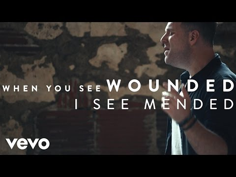 Matthew West - Mended (Lyric Video)