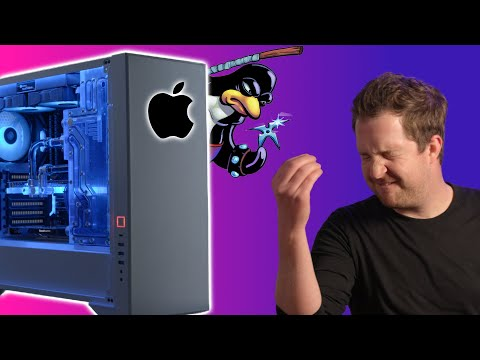 This Linux PC Runs macOS Faster Than a Real Mac