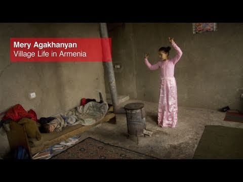 Mery Agakhanyan: Village Life in Armenia