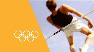 The History Of High Jump | 90 Seconds Of The Olympics
