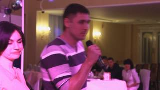 лучший тост брата на свадьбе)))