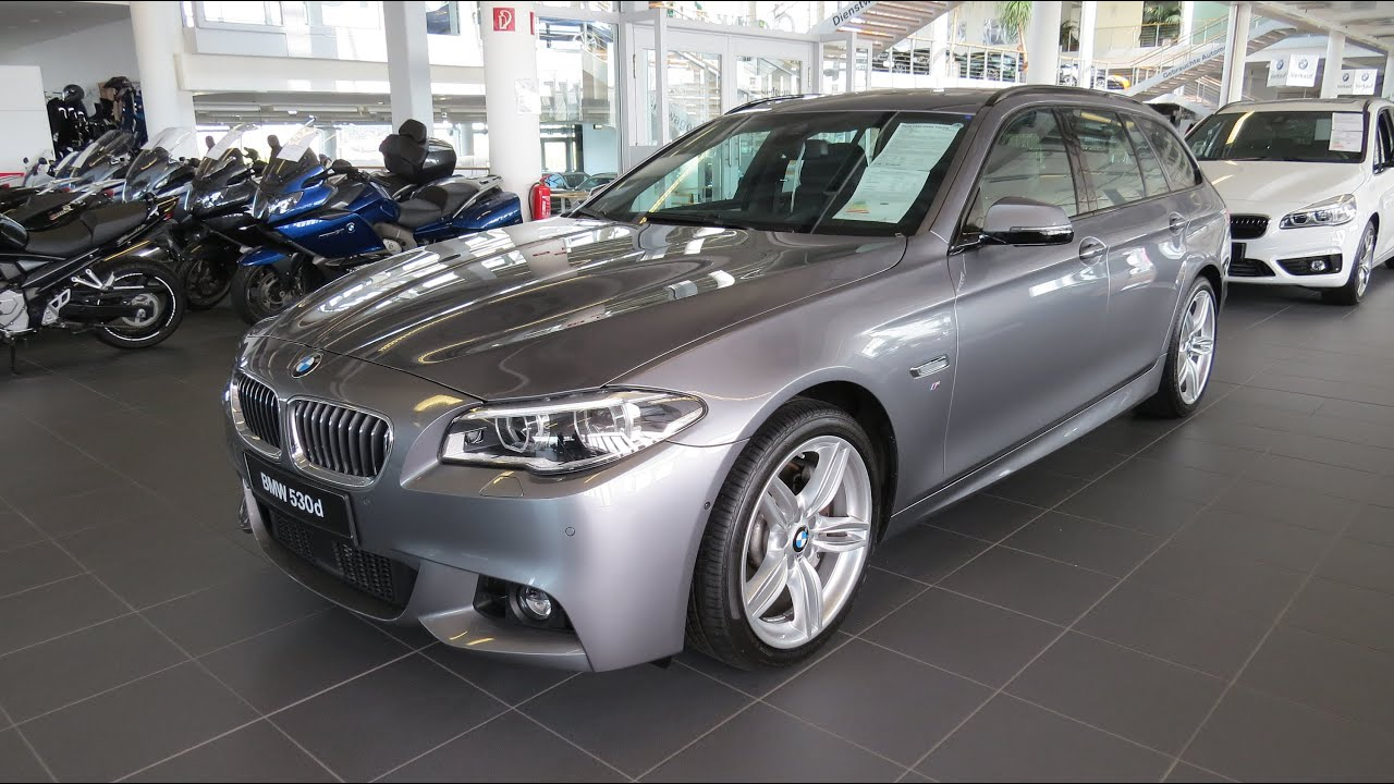 2015 bmw 530d xdrive touring m sport package youtube. Black Bedroom Furniture Sets. Home Design Ideas