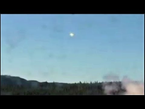 nouvel ordre mondial | Anomaly UFO Orb Over Yellowstone Live Cam September 28, 2017