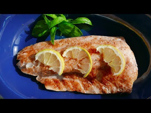 ROCKFISH RECIPE - EASY WAY TO GRILL