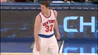 Jimmer Fredette New York Knicks Debut | Highlights | February 22, 2016