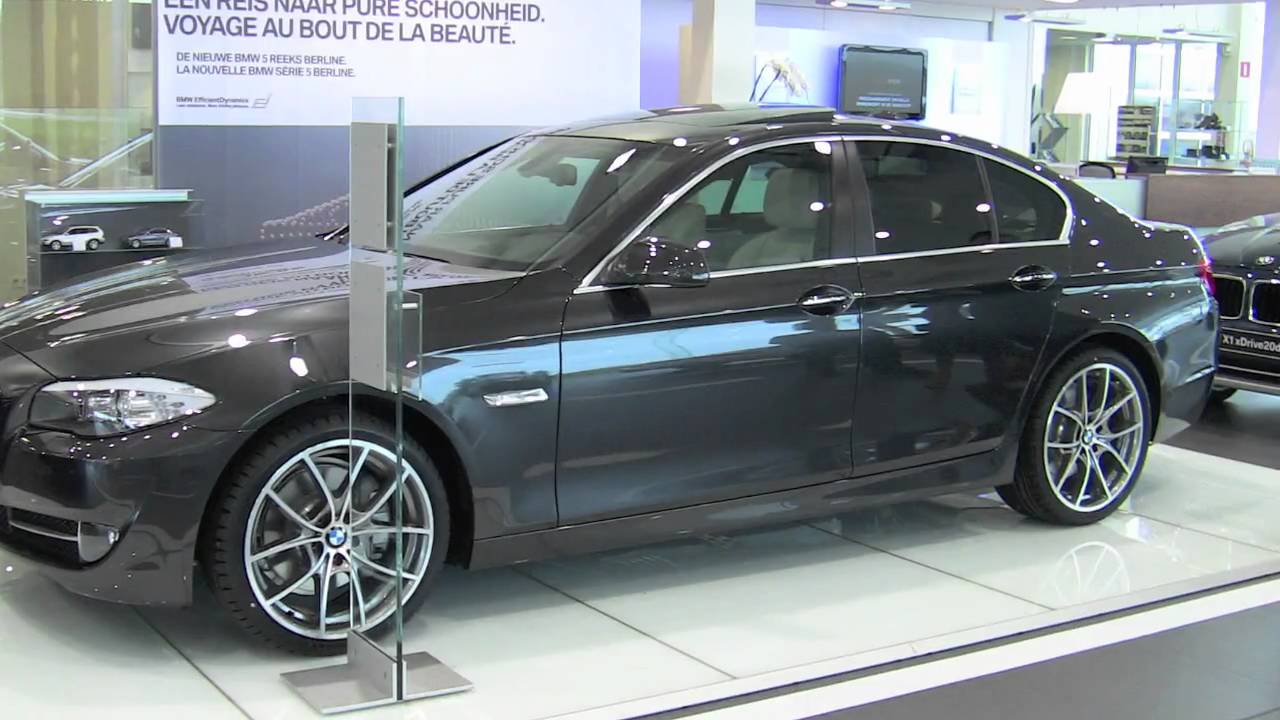 2010 Bmw 535xi 5 Series