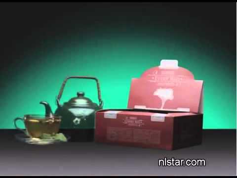Чаи со вкусом гриба рейши — Enerwood от NL International
