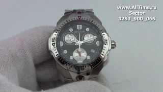 Обзор. Мужские наручные швейцарские часы Sector 3253_900_065