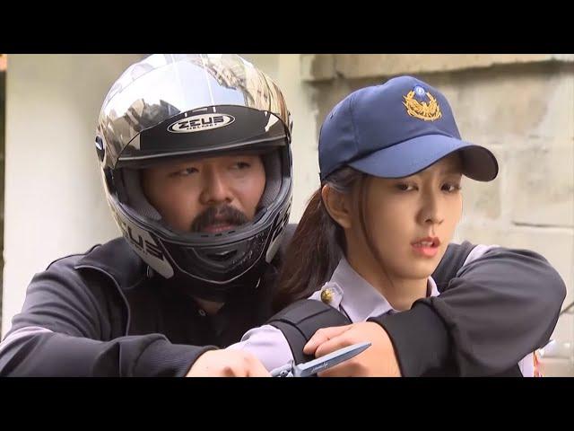 Nữ Cảnh Sát Bắt Cướp Bị Bắt Ngược Làm Con Tin   Phim Ngôn Tình Trung Quốc Hay Nhất 2021