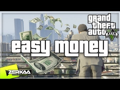 GTA V | How To Make Easy Money On Stock Market (During 'The Multi Target Assassination')