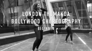 London Thumakda Choreography